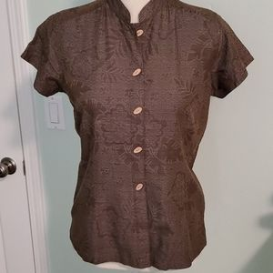 Columbia Blouse, Size Small